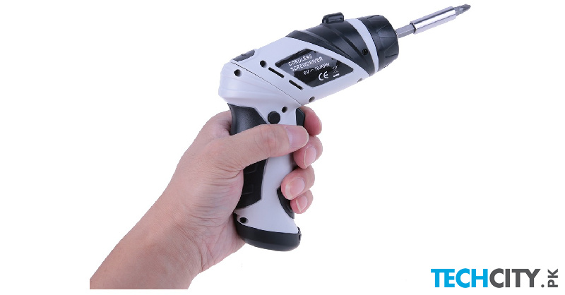 buy 6v electric screwdriver mini electric drill battery operated household se. Black Bedroom Furniture Sets. Home Design Ideas