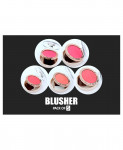 Pack of 3 Blushers KT-7022