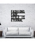 Fashions Fade Stylish Wall Decal BNS-209
