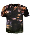 YOUTHUP 3D Comic Thanos 2 T-Shirt