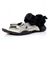 Black Dual Shaded Stylish Casual Sandal CB-2149