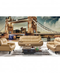 3D London Bridge Wallpaper BNS-327