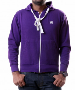 Soft Fleece Zipper Hoodie