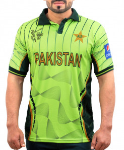 Pakistan Cricket World Cup 2015 T-Shirt