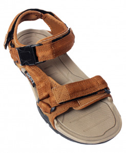 Shgls Mustard Brown Stylish Sandal SN-1541