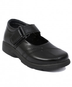 Black School Shoes Girls