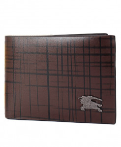 BRB Blackish Brown Leather Wallet SF-1932