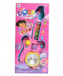 Dora The Explorer Magic Guitar No-2818D