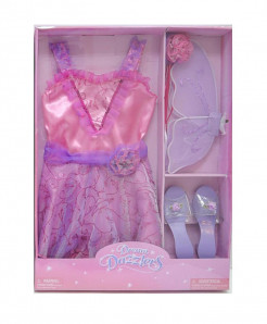 Dream Dazzlers Deluxe Dress-Up Box Set Fairy