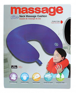 Vibrating Neck Cushion Neck Massager