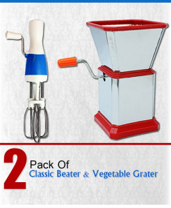 Pack Of 2 Hand Blenders