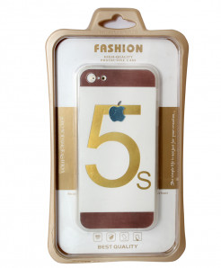 Iphone 5S Golden  High Quality Protective Case