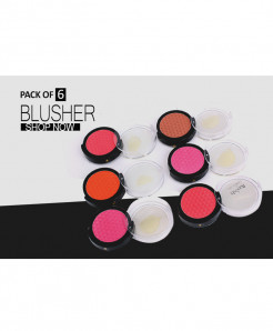 Pack Of 6 Face Powder KT-7016