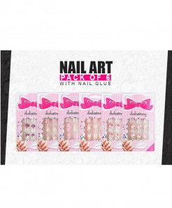 Pack Of 6 Nail Art NA-4536