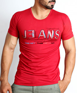True Red Jeans Logo T-Shirt NG-207