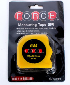 Force Measuring Tape 5M