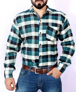 Multi Color Falalen Shirt PSM-002