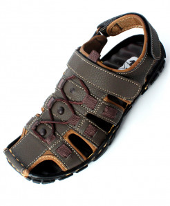 Choco Brown Stylish Sandal NCP-043