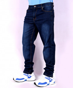 Denim Blue Stylish Jeans AJS-543