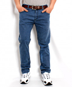Blue Stylish Jeans AJS-544