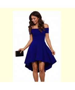 Summer Off Shoulder Party Dresses