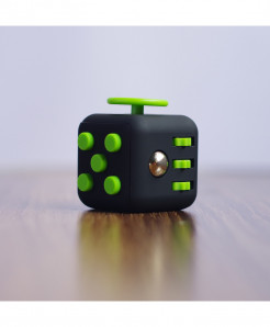 6 Sided Fidget Cube Dice Anxiety Stress Relief AR-2152a