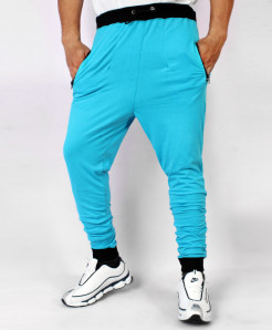 Turquoise Narrow Bottom Trouser QZS-152