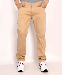 Khaki Stylish Chino Cotton Pants RDI-2810
