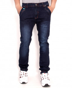 Dark Blue Faded Stylish Denim Jeans RDI-2816