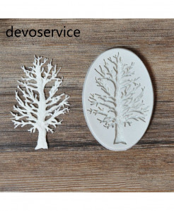 Dry Tree Design 3D Cake Decorator AR-363