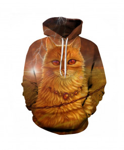 Magical Cat Hoodies