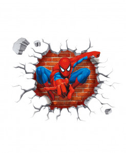 Spiderman Wall Sticker