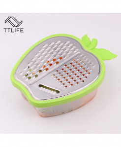 TTLIFE Stainless Steel Slicer AT-121