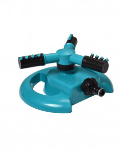 Automatic Rotating 360 Degree Three Arm Sprinkler System AT-381