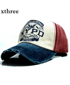 Xthree Baseball Cap AT-482