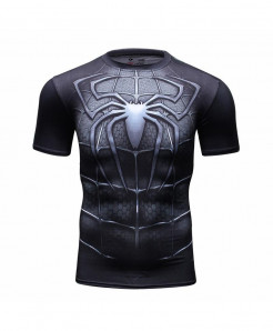 3D Printed T-shirts Fitness Top Shirt AT-538