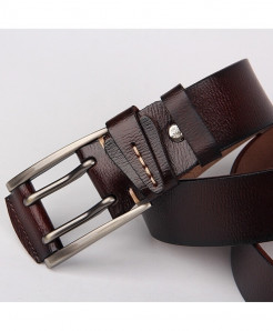 Leather Pin Buckle Fancy Vintage Belts AT-482