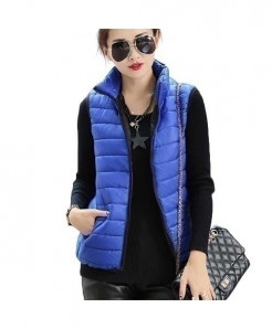 Autumn Winter Vest Jacket For Women
