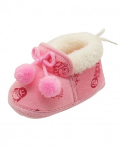 Baby Princess Warm First Walkers Shoes AT-620