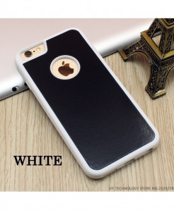 White Anti-gravity Phone Cases For iPhone