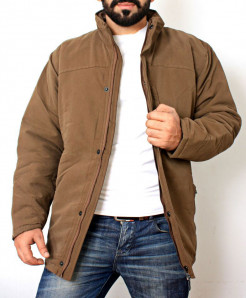 Olive Green Ronley Winter Jacket SPK-025