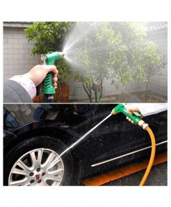 High Pressure Washer Gun with Plated Copper