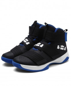 Bjakin Black Basketball Ankle Anti-Slip Boots
