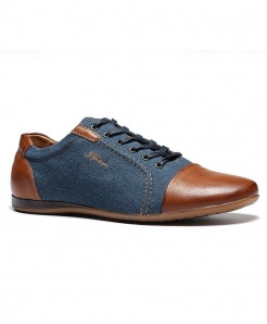 Blue Denim Comfortable Casual Shoes