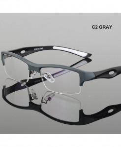 POLLOCK Dark Grey Optical Frame AT-48