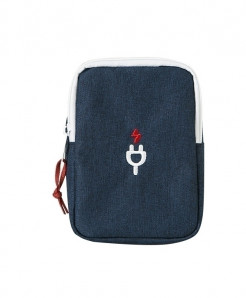 Navy Portable Travel Storage Bag