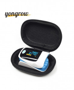 Yongrow Medical Household Digital Fingertip Pulse Oximeter Blood Oxygen Saturation Meter Finger Monitor