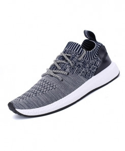 Urbanfind Dark Grey Fashion Breathable Casual Shoes