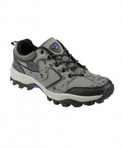 Gray Breathable Hiking Shoes SPK-084