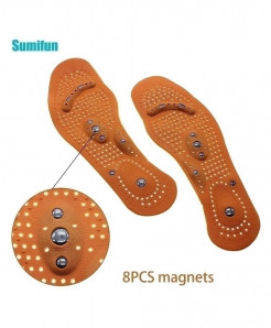 Magnetic Therapy Magnet Foot Massage InsolesComfort Pads